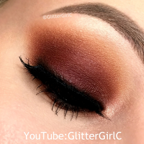 valentine's day smoky eye makeup